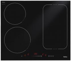 Amica PIM6541NSU 7400W 4-zónás fekete beépíthető indukciós főzőlap