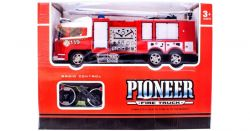 Regio 24312 (32 cm) piros távirányítós tűzoltóautó kormánnyal