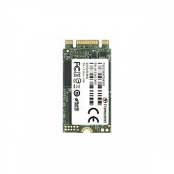Transcend SSD400S M.2 2242 SATA 6GB/s 128GB MLC (read/write 540/170MB/s) belső SSD