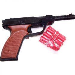 Regio 25815 (21 cm) Kommandós játék pisztoly gumilövedékkel