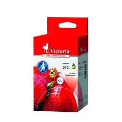 VICTORIA CL-513 15ml színes utángyártott tintapatron