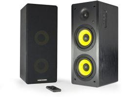 Thonet & Vander Hoch BT 2.0 Bluetooth fekete hangszóró