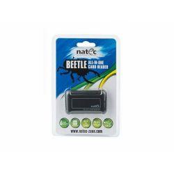 Natec All In One Beetle SDHC USB 2.0 kártyaolvasó (Kártyaolvasó)