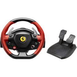 Thrustmaster Ferrari 458 Spider Xbox one versenykomány+pedál