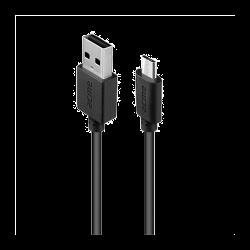 Acme CB1011 1m fekete Micro USB kábel