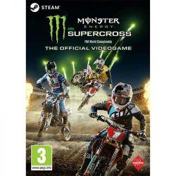 Monster Energy Supercross (PC) játékszoftver