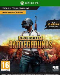 Playerunkown's Battlegrounds (Xbox One) játékszoftver