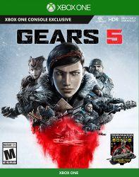 Gears 5 Standard Edition (Xbox One) játékszoftver
