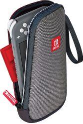 Bigben Interactive NLS115 Nintendo Switch Lite szürke puha utazótok