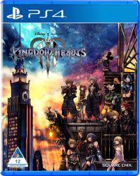 Kingdom Hearts 3 (PS4) játékszoftver