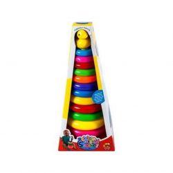 Regio 29347 (43 cm) Kacsás Montessori toronyépítő