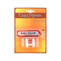 Funny Fashion 29481 (6 cm) vámpírfog művérrel