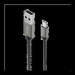 Acme CB2011G 1m asztroszürke Micro USB kábel