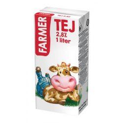 Farmer 1 l UHT (2,8%) félzsíros tej