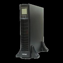 KSTAR Memopower Plus 1500VA - MP RT 1,5KVA - Online Szünetmentes táp (Szünetmentes táp)