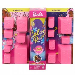 Mattel Barbie Color Reveal farsang és koncert meglepetés baba