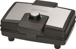 Clatronic WA 3606 800 W, 2 gofri fekete-inox gofrisütő