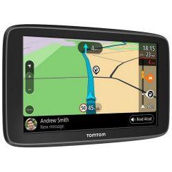 TomTom GO Basic 6 Wifi Europe (élettartam frissítés) fekete autós navigáció