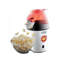 Russell Hobbs Fiesta 24630-56 1200 W fehér-fekete-piros popcorn készítés