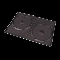 Esperanza 3010 14mm, 2 db-os fekete adathordozó tok