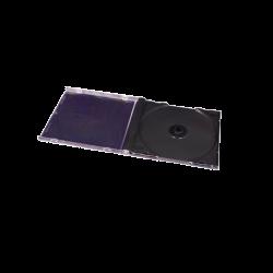 Esperanza 3015 fekete adathordozó tok
