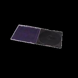Esperanza 3023 Slim fekete adathordozó tok