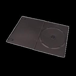 Esperanza 3036 Ultra Slim 7mm fekete adathordozó tok
