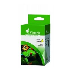 VICTORIA T08044011 7,4ml sárga utángyártott tintapatron