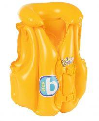 Bestway 51x46 cm sárga gyerek úszómellény