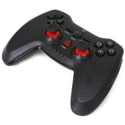 OMEGA PS2 PS3, PC USB csatlakozóval vezeték nélküli játékvezérlő