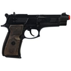 Gonher 32457 Metál revolver