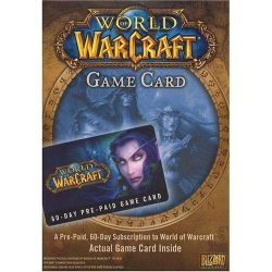 World of Warcraft Game Card (PC)