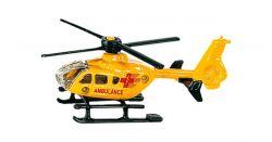 Siku 34708 (1:55) sárga mentőhelikopter
