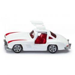 Siku 34777 (8 cm) fehér Mercedes 300 SL