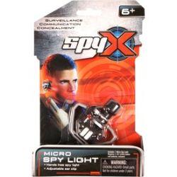 SPY X 10124 - fülre akasztható mikrolámpa
