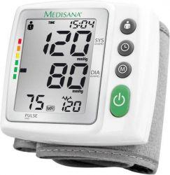 Medisana BW 315 12,5 - 21,5 cm, 2 felhasználó fehér-szürke csuklós vérnyomásmérő