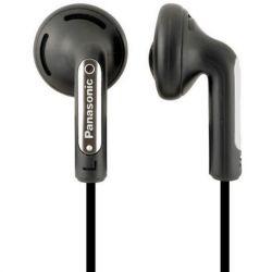 Panasonic RP-HV154E-K 3.5mm jack fekete fülhallgató
