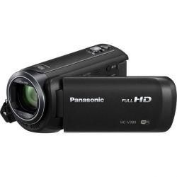 Panasonic HC-V380EP-K FullHD fekete digitális videokamera