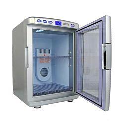 Camry CR 8062 211 kWh, 19 l, ezüst hűtőszekrény