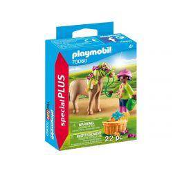 Playmobil® (70060) Special PLUS Pónigondozó kislány