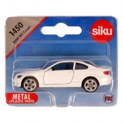Siku 39241 (8 cm) fehér BMW M3 Coupé