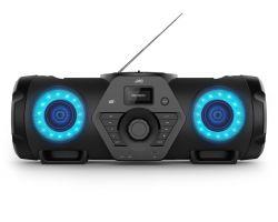 JVC RV-NB300 DAB/BT bluetooth fekete hordozható CD lejátszós rádiómagnó