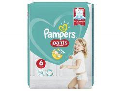 Pampers Pants 6-os 19 darabos pelenka