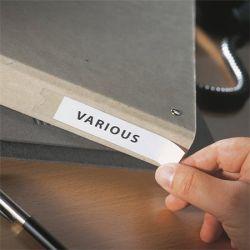 3L 15x102 mm öntapadó címketartó zseb