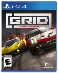 Grid Ultimate Edition (PS4) játékszoftver
