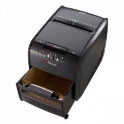 Rexel Auto+ 60X konfetti, 60 lap, fekete Iratmegsemmisítő