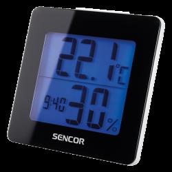 Sencor SWS 1500 B ébresztőórás időjáráskészülék