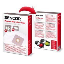 Sencor SVC 45 1.5 l, mikroszálas textil porzsák csomag (5 db porzsák és 2 × mikroszűrő)