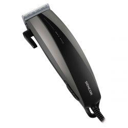Sencor SHP 211 7 W, 4 fésűtoldalék, fekete-szürke hajnyíró
