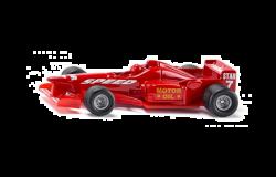 Siku 40200 (8 cm) piros versenyautó